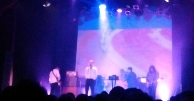 That Was The Show That Was: Eagulls | Islington Assembly Hall, London | 19 May