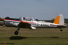 G-ARMG - C1 0575 - Private - De Havilland Canada DHC-1 Chipmunk 22A - Little Gransden - 070826 - Steven Gray - IMG_2593