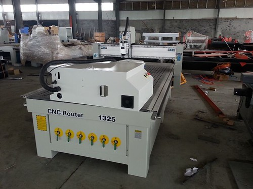 Our New CNC Router