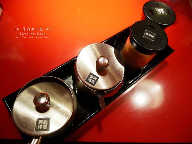 中山站美食餐廳大心泰式拉麵 (2)