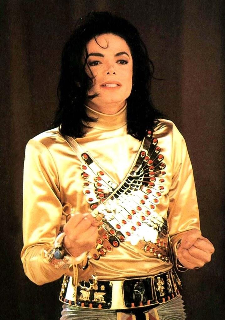 Фото в молодости Майкла Джексона