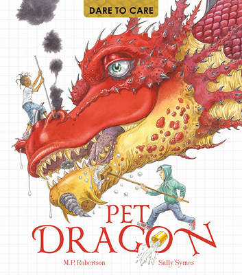 M P Robertson and Sally Symes, Pet Dragon