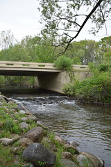 Bridge near Parker Mill