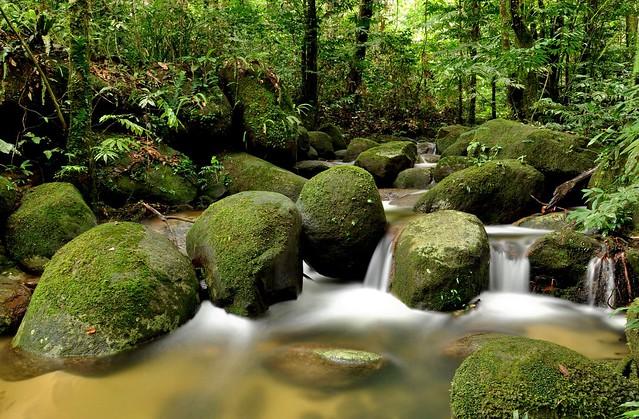 Waterfall Ulu Yam ...