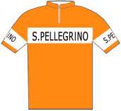 San Pellegrino - Giro d'Italia 1958