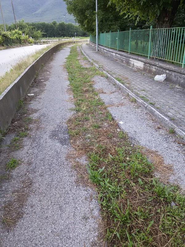 Via Risorgimento - frazione Piano