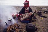 Tibet Kailash-Trekking. Trekking von Simikot in Nepal zum Manasarovar-See in Tibet. Foto: Bruno Baumann.