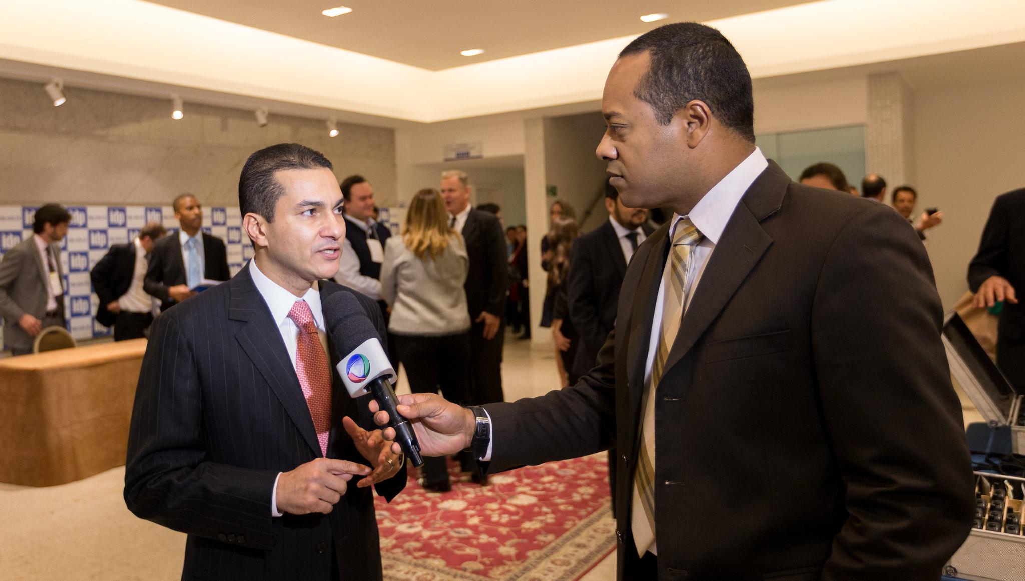Ministro proferiu palestra no 6º Seminário Internacional de Direito Administrativo e Administração Pública do Instituto Brasiliense de Direito Público (IDP)