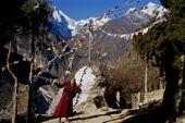 Nepal, Komfort-Trekking Everest-Gebiet. Foto: Archiv Härter.