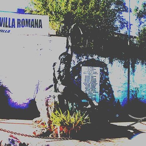 #monumento ai caduti #guerre  #largobultrinisebastiano