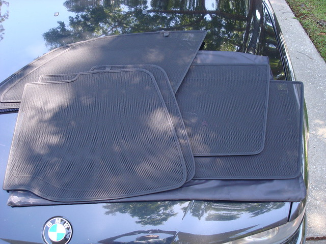 E39 Touring Sun Blinds  Review
