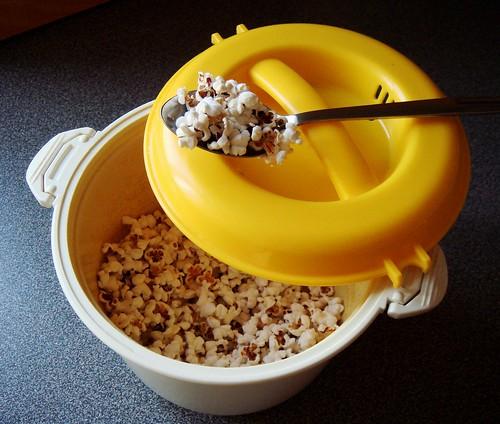 Microwave Rice Cooker/Popcorn Maker