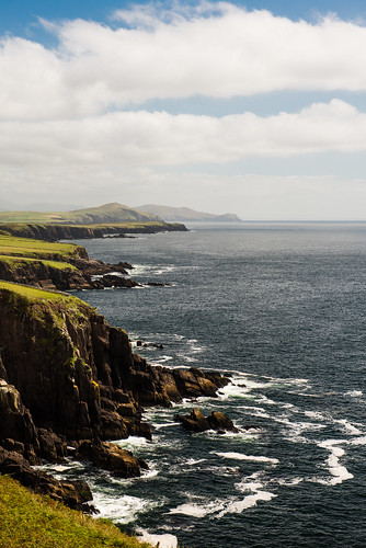 Dingle Peninsula, County Kerry, Ireland.