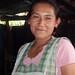 Francisca smiling; San Lucas Camotlán, Región Mixes, Oaxaca, Mexico por Lon&Queta