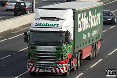 Scania R440 6x2 Tractor - PN12 WEC - Lady Tracy - Eddie Stobart - M1 J10 Luton - Steven Gray - IMG_3326