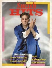 Smash Hits, November 24, 1983