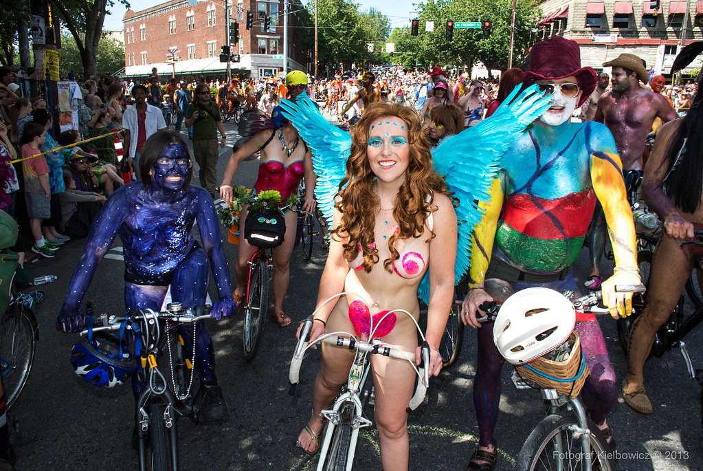 25th Annual Summer Solstice Parade in Seattle features