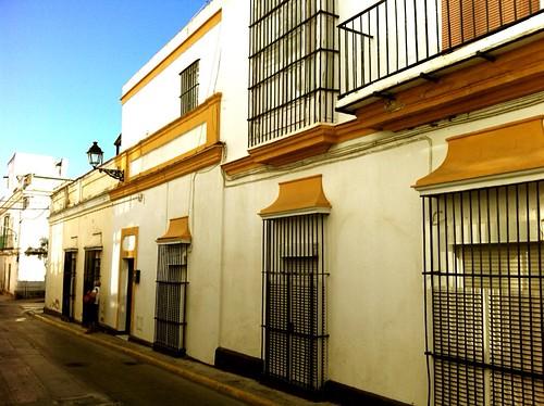 Fachadas de El Puerto de Santa María