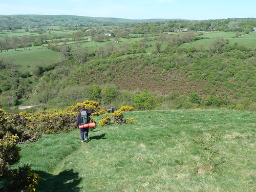 The Manifold Trail and Ecton Hill ...