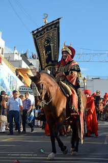 Moros y cristianos/MOJÁCAR/Moors and Christians/Fête traditionnelle/Es