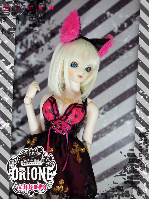 [HKDP8] Coral reef Cheshire Cat set