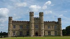 Leeds Castle Frontage