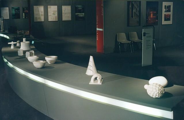 1999- Arcipelago di Pietra. L'oggetto domestico. Progetti e Prototipi dai luoghi di Marmo