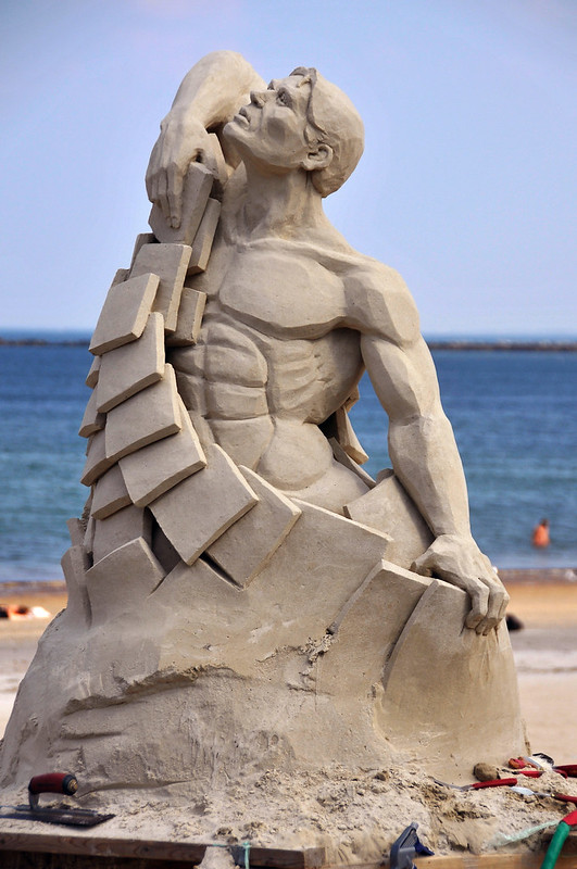 Sand Sculptures 2013 - 06