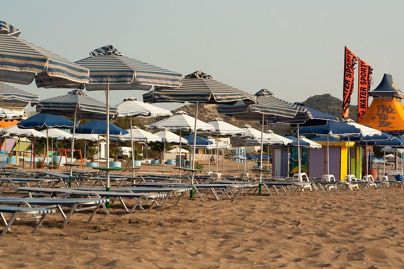 Пляжи не менее ласковые, чем море