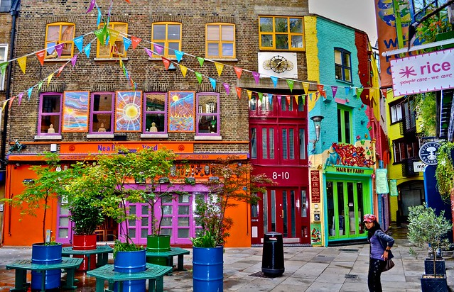 Neal's Yard (London, UK)