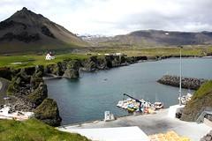 Port d'Arnarstapi