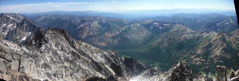Teanaway Ridge Pano