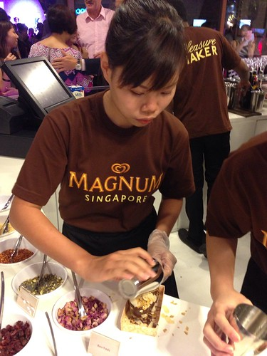Topping my Magnum