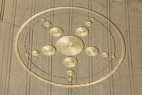 Crop Circle at Haunsheim