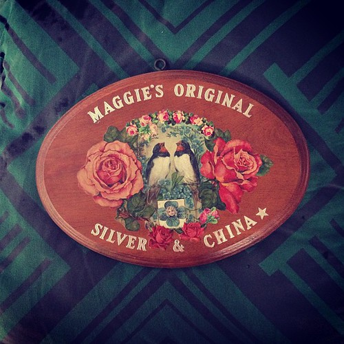 Maggie's Original Silver & China