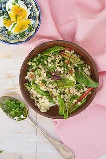 pearl groat salad.2