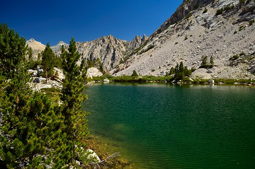 Second Vidette Lake