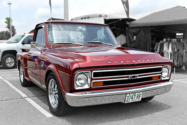 1967 Chevy Stepside Pickup | Flickr - Photo Sharing!