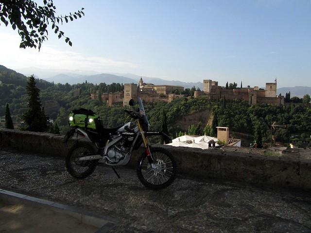 Alhambra. Mirados S. Nicolas 01