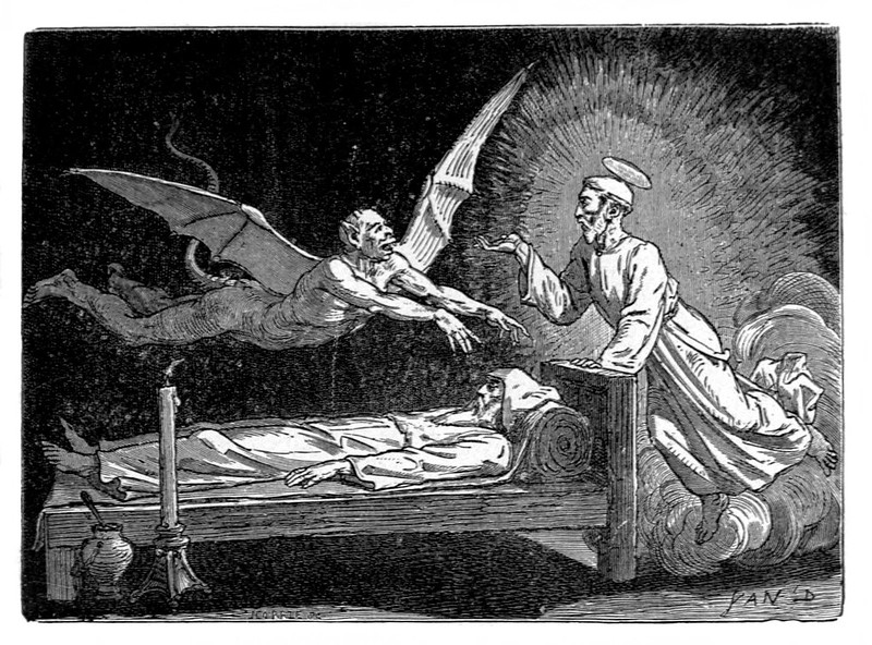Jean-Edouard Dargent - Illustrations from Dante's Divine Comedy 1870 (16)