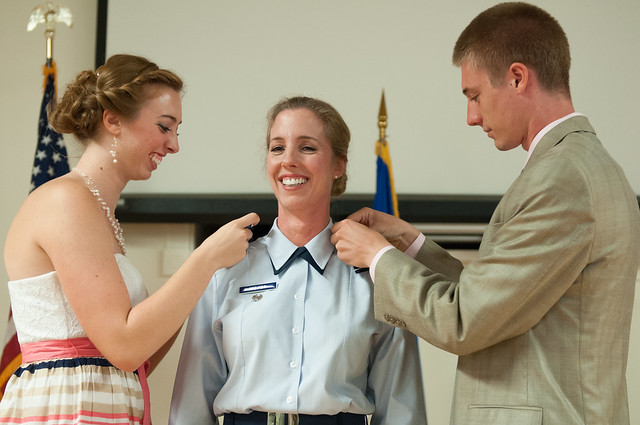 Pfeifer promoted to rank of colonel