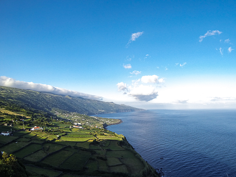 Miradoura da Terra Alta, ilha do Pico