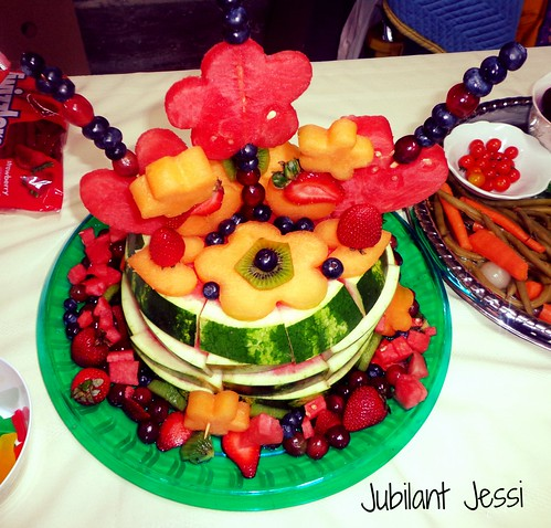 Watermelon fruit cake v. 2