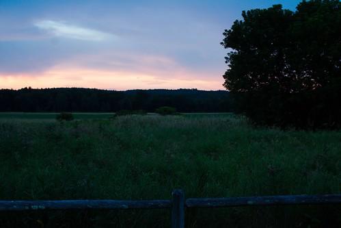 sunset newhampshire icecream haywards