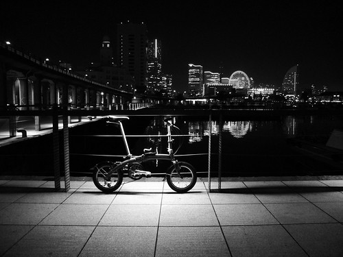 yokohama night ride by owenfinn16