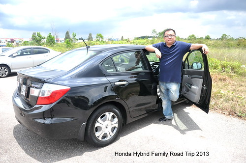 Honda Hybrid Family Road Trip 6