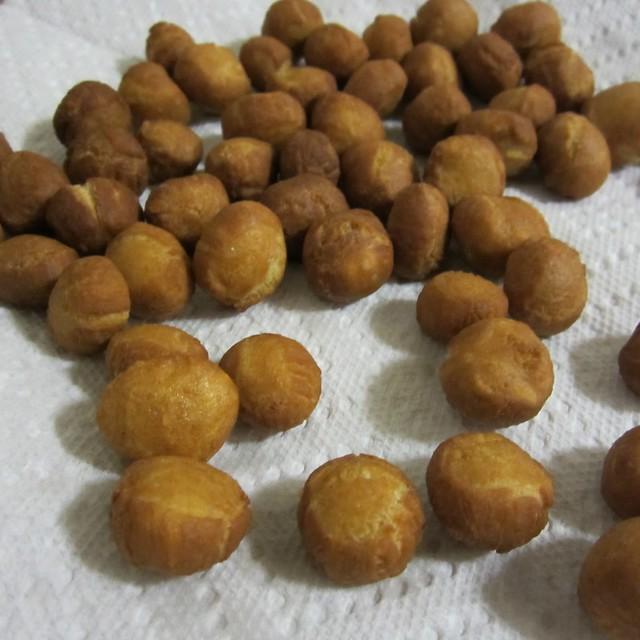 Pignolata Messinese Bimby