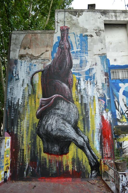 ROA-BUENOS AIRES - (ARGENTINA)