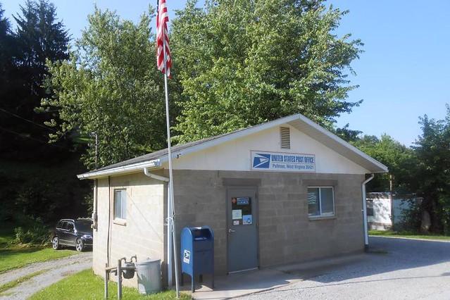 Pullman, WV post office