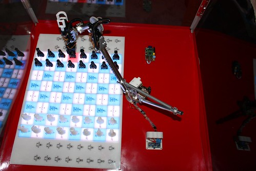 Oracle's Chess Java ME Robot